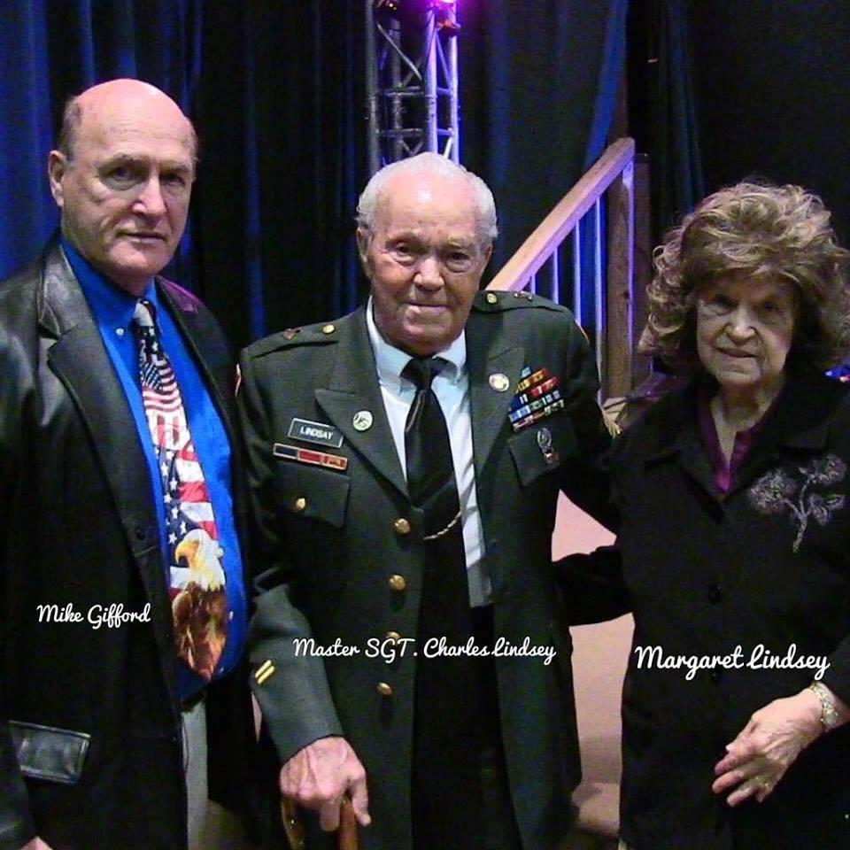 Mike Gifford | Charles Lindsey | Margaret Lindsey